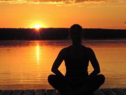 Meditation am Ammersee